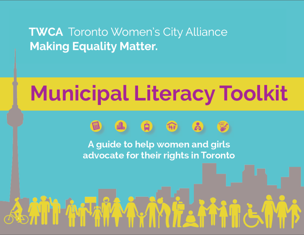 Municipal Literacy Toolkit cover page